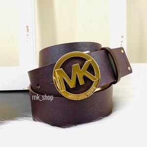 Michael Kors Women's Belt Large